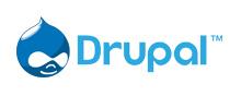 Логотип Drupal