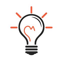 Иконка графика и дизайн