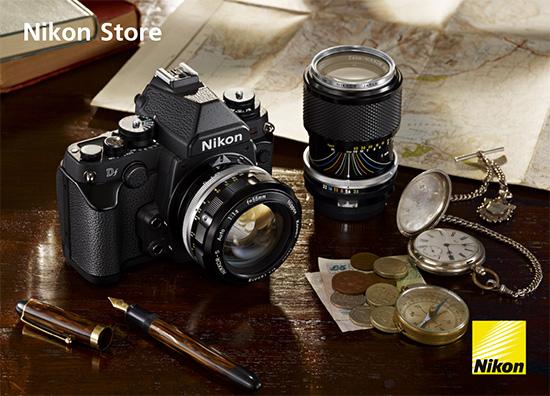 Листовка Nikon Store сторона 1