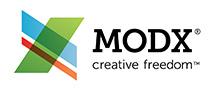 Логотип Modx